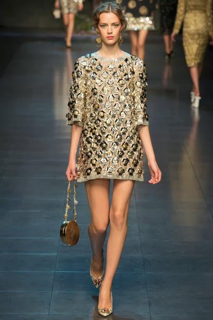 Dolce and Gabbana wiosna 2014