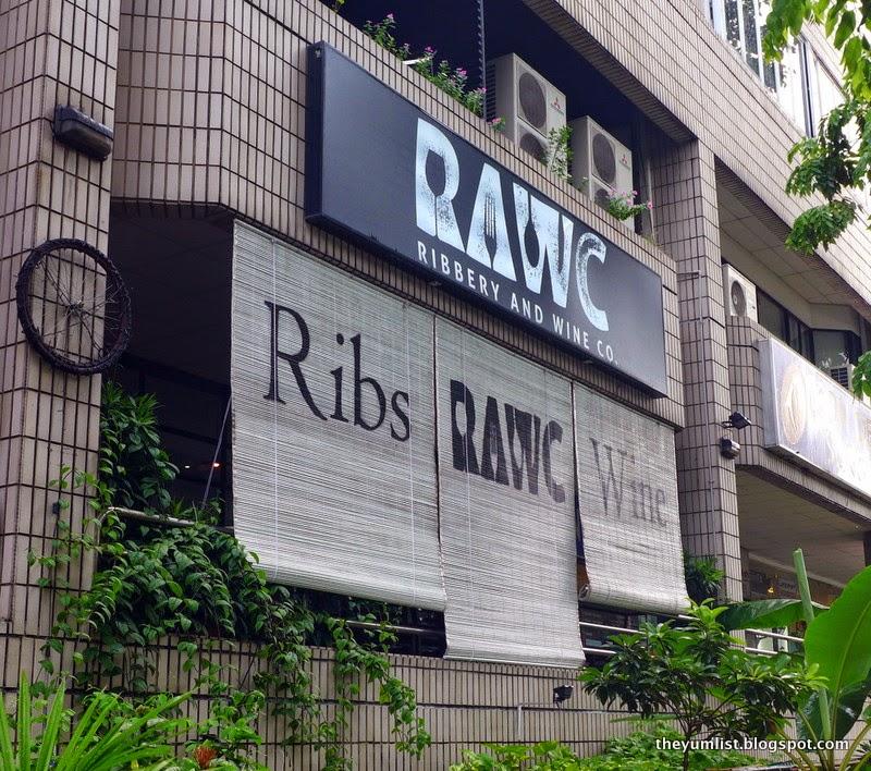 RAWC, Ribbery and Wine Co, Bukit Timah, Singapore