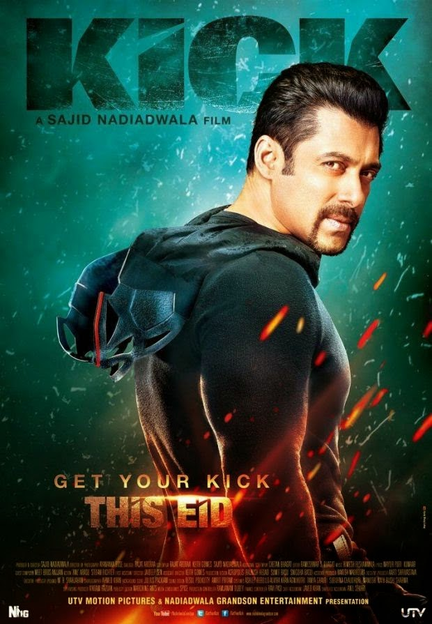 Salman khan Kick Movie Official Trailer