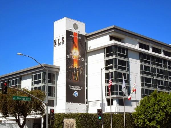 Agents of SHIELD season 1 billboard