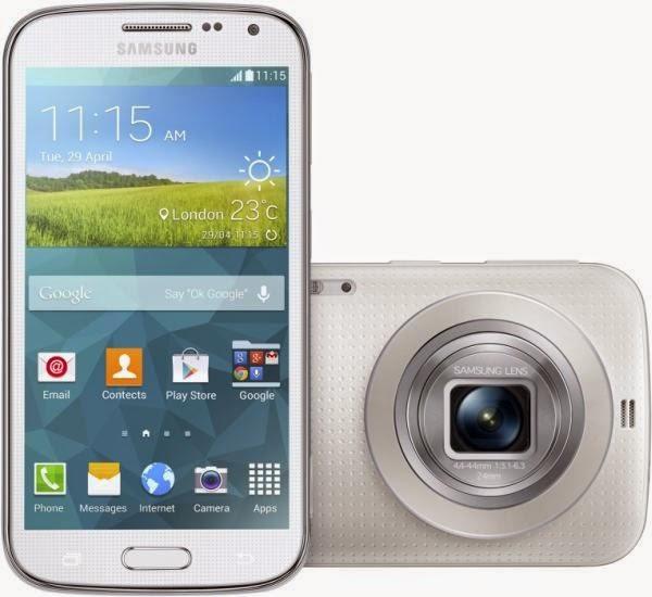 Samsung Galaxy K Zoom Android Phone Harga Rp 4 Jutaan