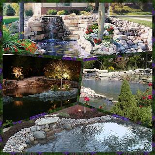 zen water garden