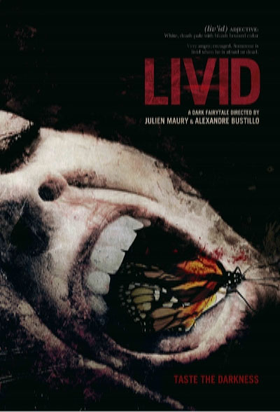 The TIFF Midnight Madness Blog: 2 Lovely LIVID Posters