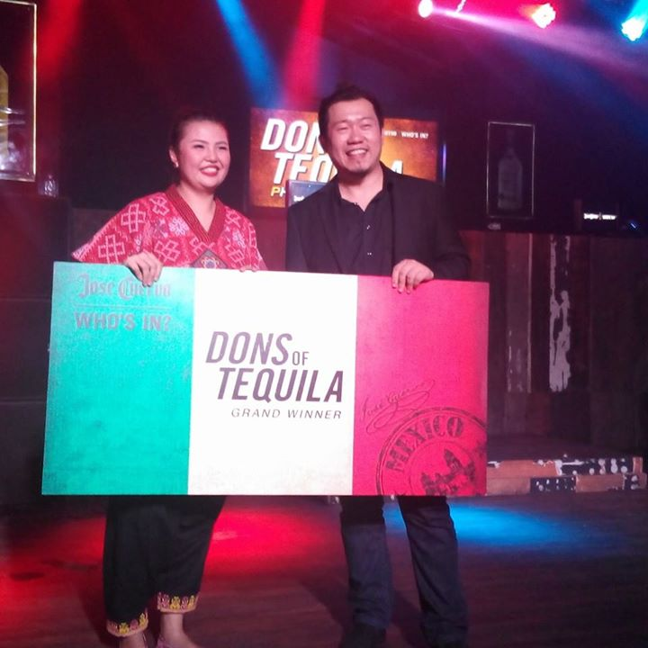 Angelica Castro Jose Cuervo Don of Tequila 2015