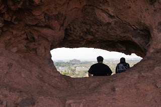 Hole-In-The-Rock at Papago Park