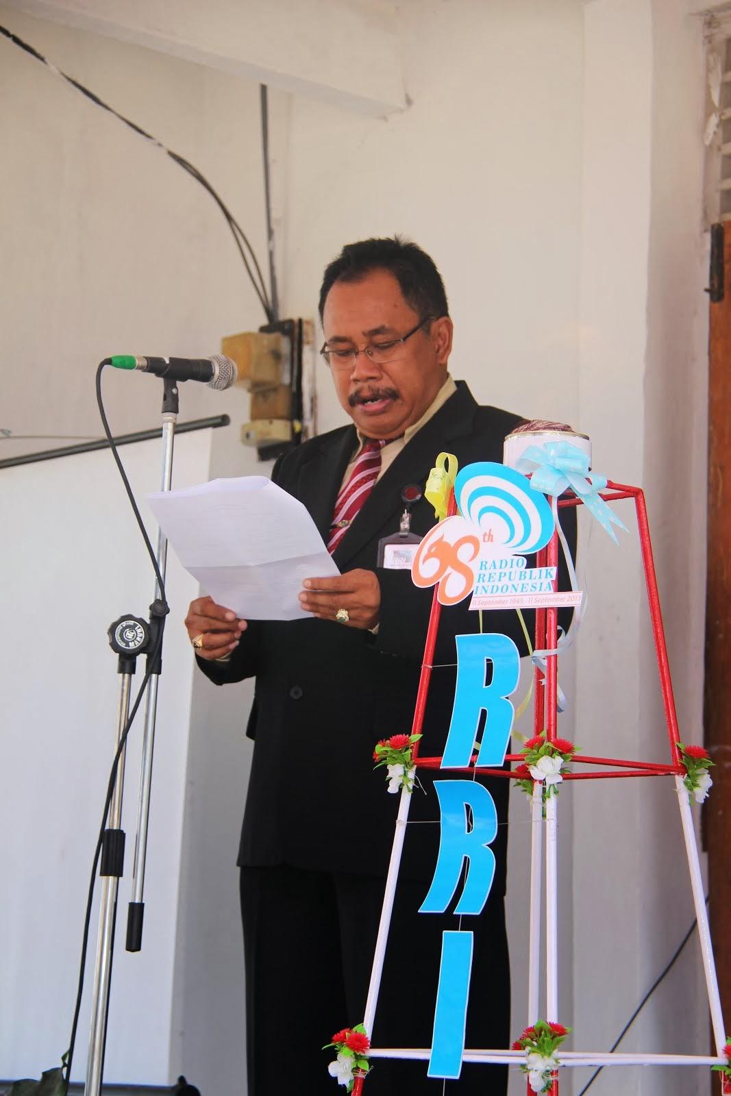 Kepala Stasiun RRI Atambua