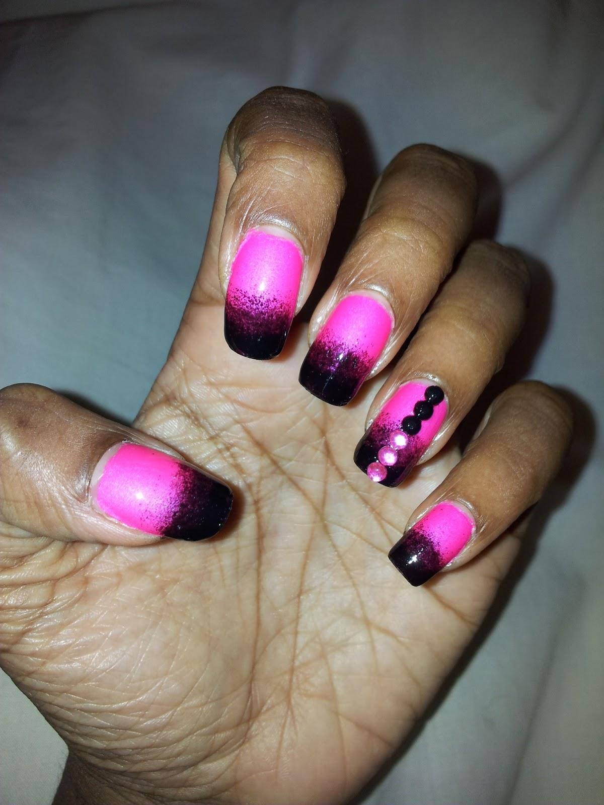 http://1.bp.blogspot.com/-heucS4vXPm8/UR6Okl1Xa_I/AAAAAAAAAd0/7sHmpD-rR-c/s1600/Pink&BlackOmbreWithStones.jpg