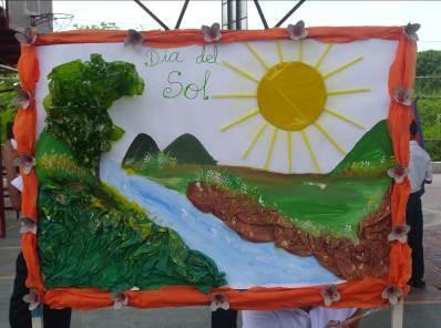 Cbit ca o seco i actividad central del centro de for Carteleras escolares de reciclaje