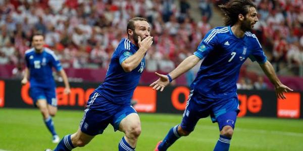 Prediksi Yunani Vs Republik Ceko Group A Euro 2012