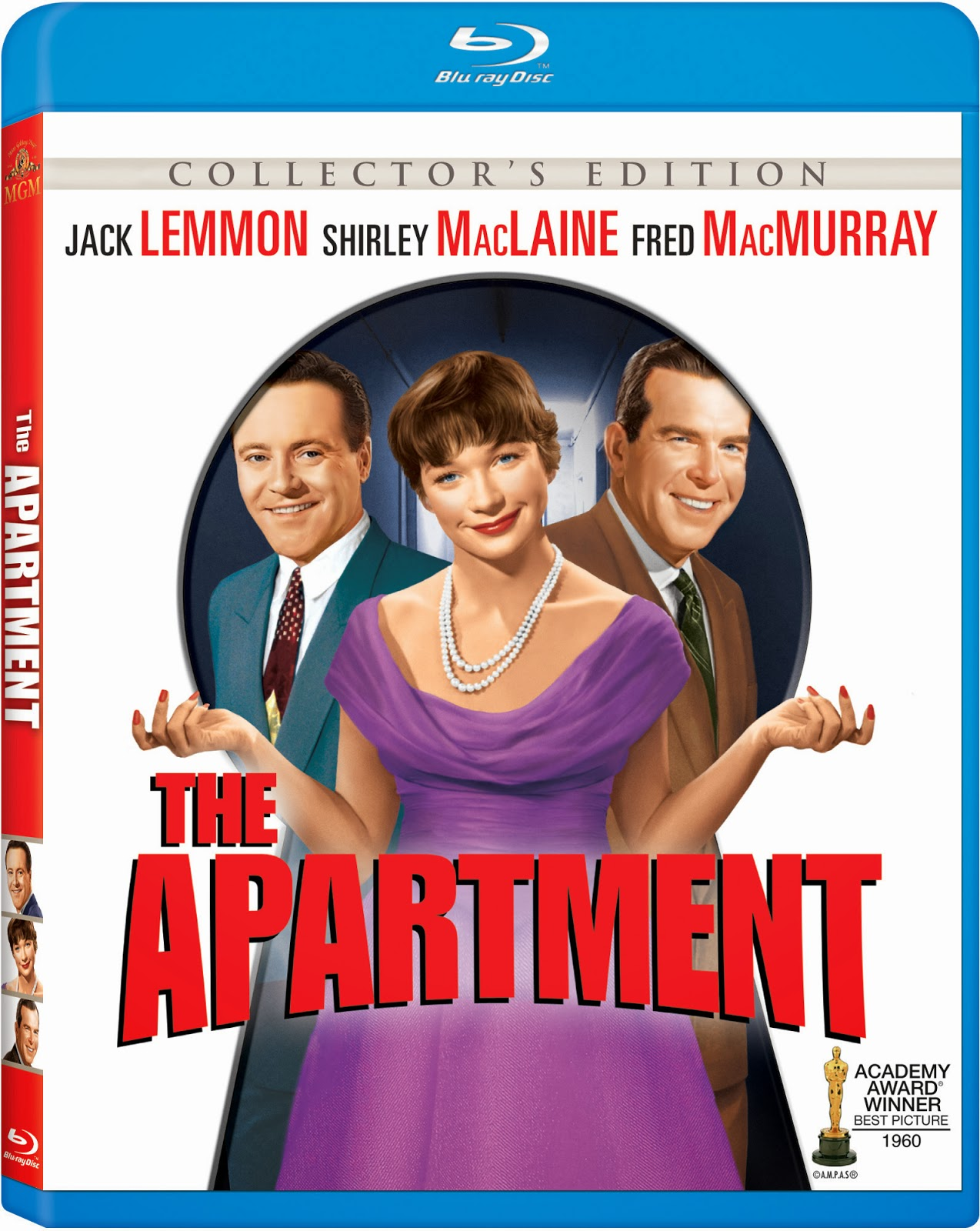 DRD's Movie Musings: The Apartment