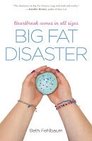 http://www.amazon.com/Big-Fat-Disaster-Beth-Fehlbaum/dp/1440592675/ref=cm_cr_pr_product_top?ie=UTF8