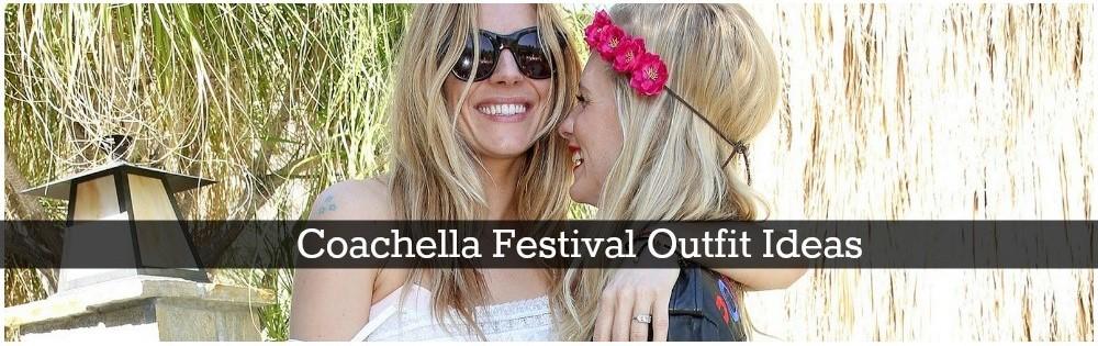 Coachella Festival Outfit Ideas