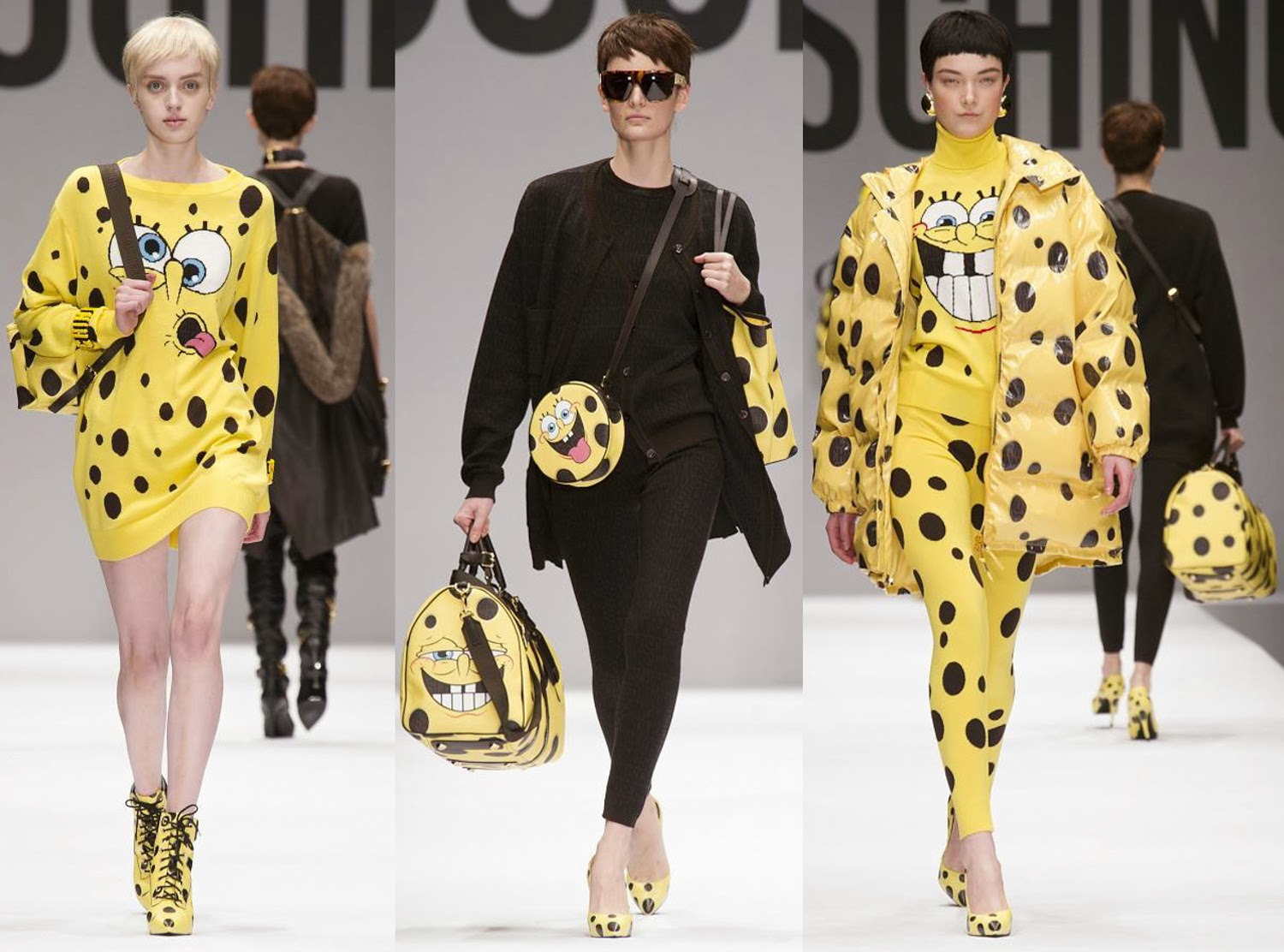 Moschino Autumn Fall Winter 2014 10