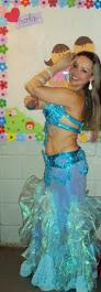 Show de dança do ventre no jantar em comemoração ao dia dos professores