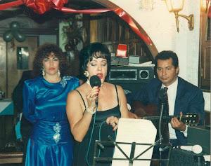 Isabel Rodriguez,Loly Señaris C & Victor Guerrero