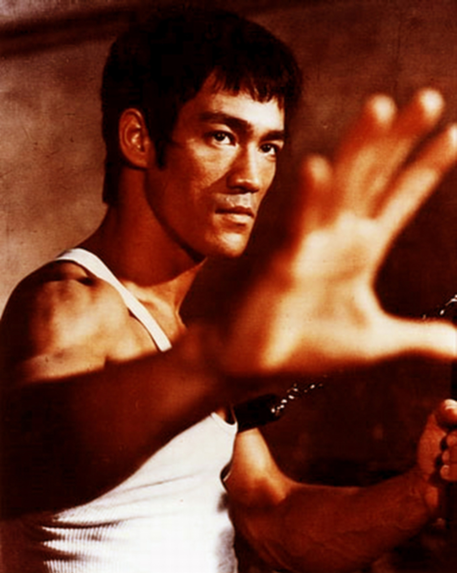 Carroll Bryant: Legends: Bruce Lee Bruce Lee