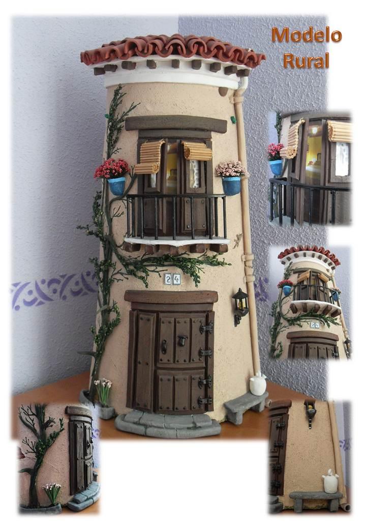Tejas decoradas en relieve - Como decorar tejas rusticas ...