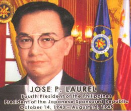 jose p laurel essay Get this from a library his excellency jose p laurel, president of the second philippine republic : speeches, messages & statements, october 14, 1943 to december 19.