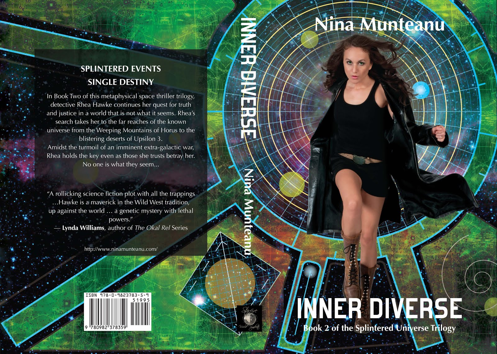 Inner Diverse cover art by Costi Gurgu