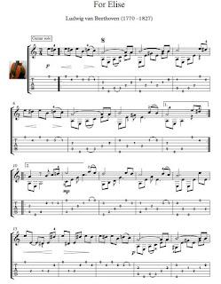 free online guitar music pdf