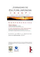 El 28 de marzo de 2012 Jornadas de cultura japonesa. Homenaje a Japón un año después del terremoto