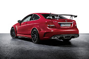 Mercedes C63 AMG Black Series: All Models Sold Out.