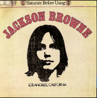 Jackson Browne album cover