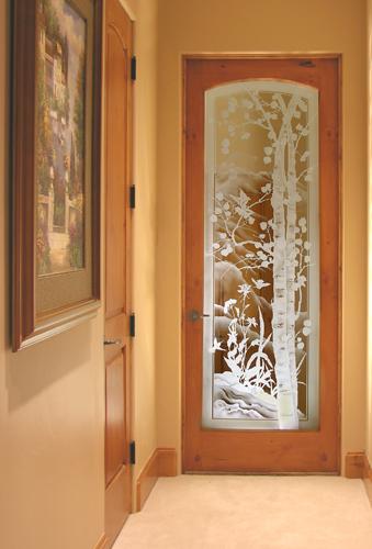 Ashbee Design Branch Motif In Doors