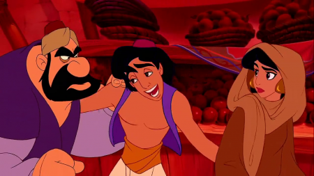 Aladdin Movie 1992