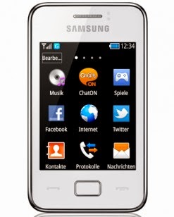 Samsung S5229 Star 3 Flash File