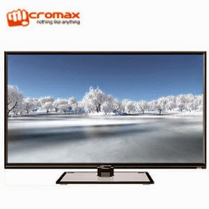 Buy Micromax 40T2820FHD 40 Inch Full HD LED Television at Rs.20680 after cashback