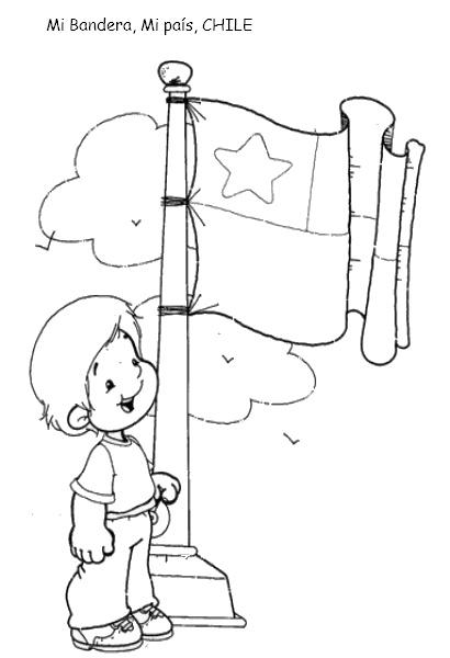 Maestros de Corazón: Símbolos patrios Chile: La bandera (imágenes)