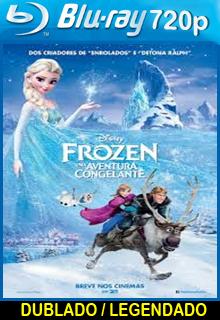 Assistir Frozen: Uma Aventura Congelante Online Dublado