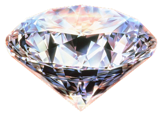 a picture of a diamond