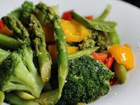Stir-Fry de Vegetais (vegana)