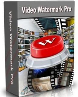 تحميل برنامج الكتابة على الفيديو download video watermark pro