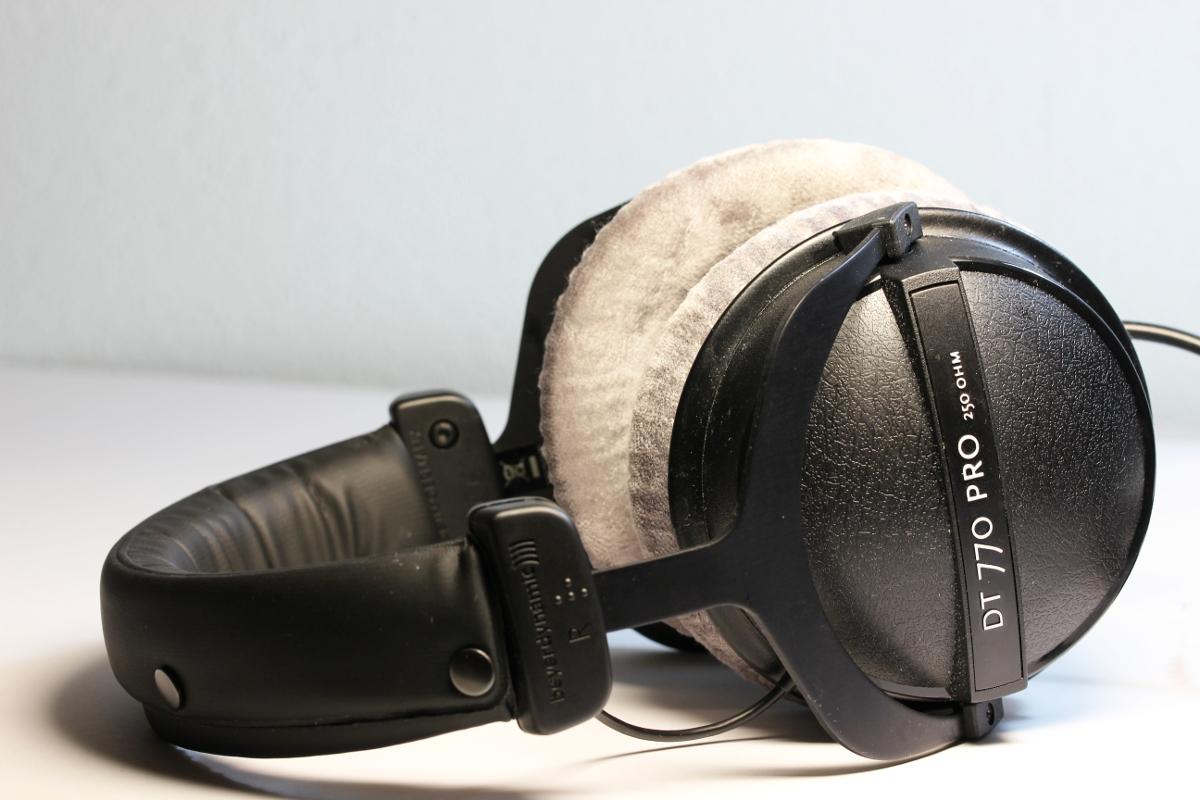 Kopfhörer Beyerdynamic DT 770 Pro