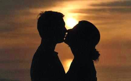 Siluetas de Parejas Enamoradas, parte 2