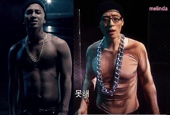 [TR Altyaz�l�]Yoo Jae Suk�dan Eyes Nose Lips Performans�