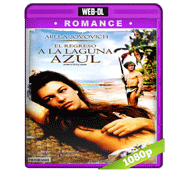 El Regreso a la Laguna Azul (1991) Web-DL 720p Audio Dual Latino/Ingles