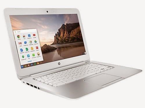 Nueva HP ChromeBook