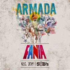 Download CD Armada Fania N.Y.C. 2014 Sobs