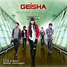Sampul Album Geisha