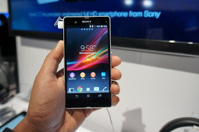 Sony Xperia Z Vs iPad Mini Review