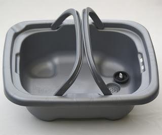 RV travel Kitchen sink