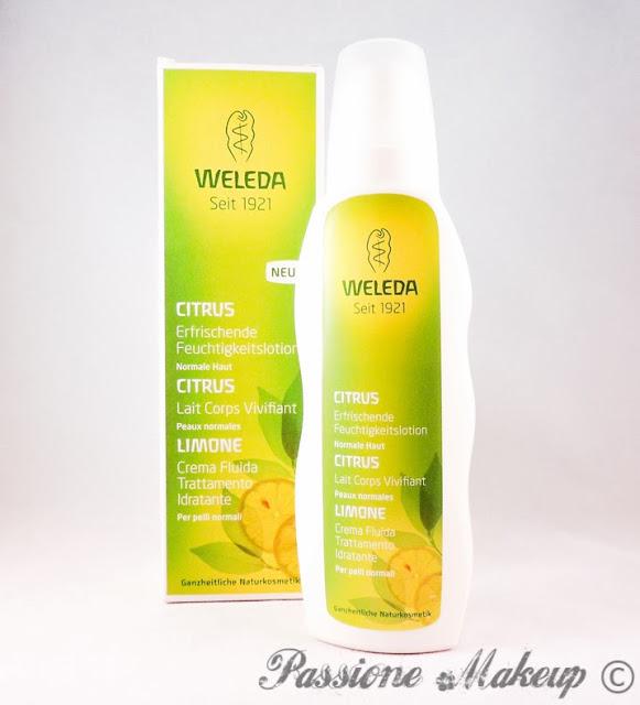 Weleda Limone Crema Fluida Trattamento Idratante