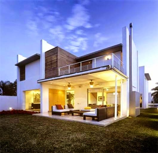 Contemporary House Style