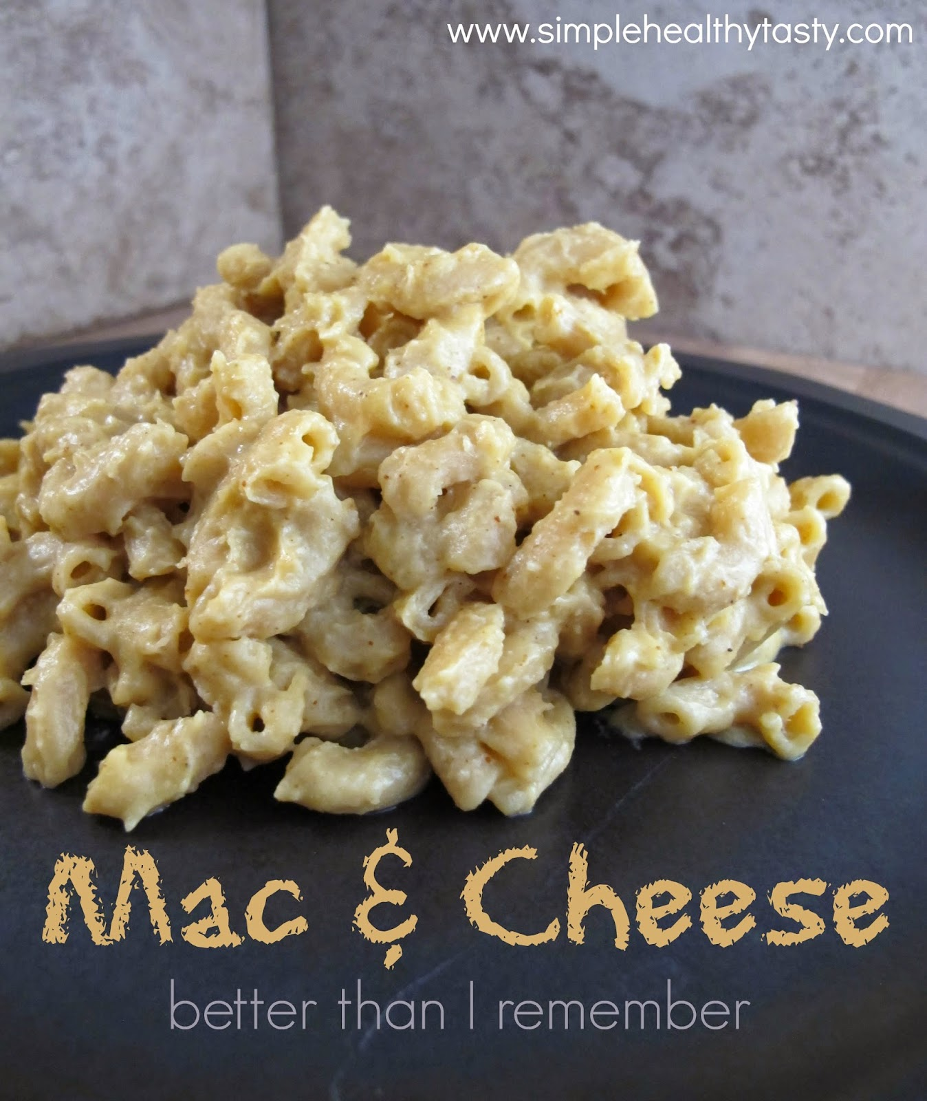 Dairy Free Macaroni and Cheese
