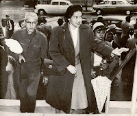 Rosa Parks (1913-2005)  Going to Court after Arrest The Montgomery Bus Boycott