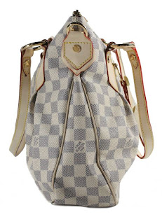 Nama : Louis Vuitton LV2191 Damier White
